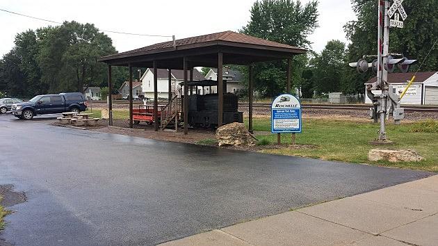 Rochelle's Train Park
