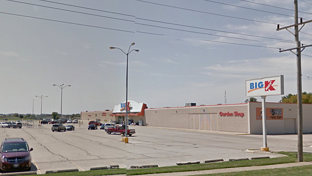 Kmart in belvidere will be closing in December
