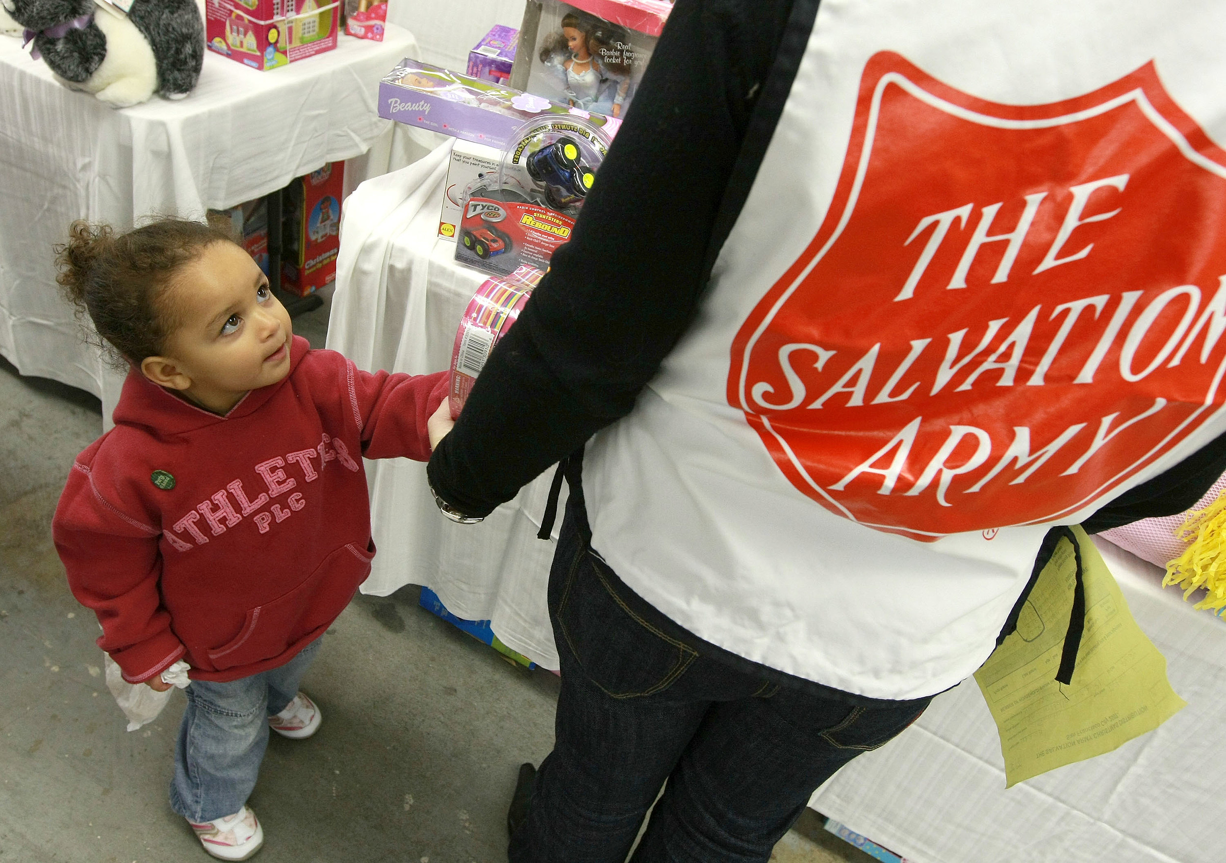 How to Register for Salvation Army Christmas Assistance
