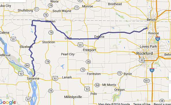 4 Scenic Northern Illinois Summer Motorcycle Trips