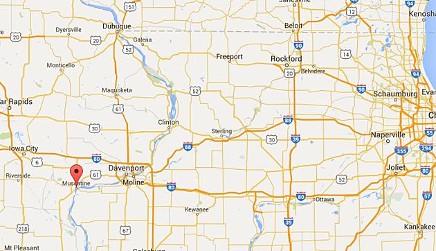 Mysterious 'Men in Black' Seen in Eastern Iowa