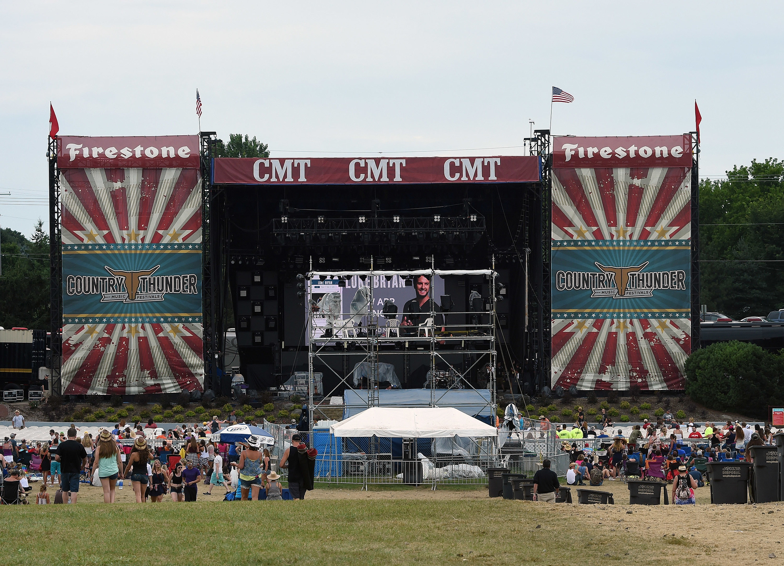 Country Thunder In Twin Lakes, Wisconsin - Day 4