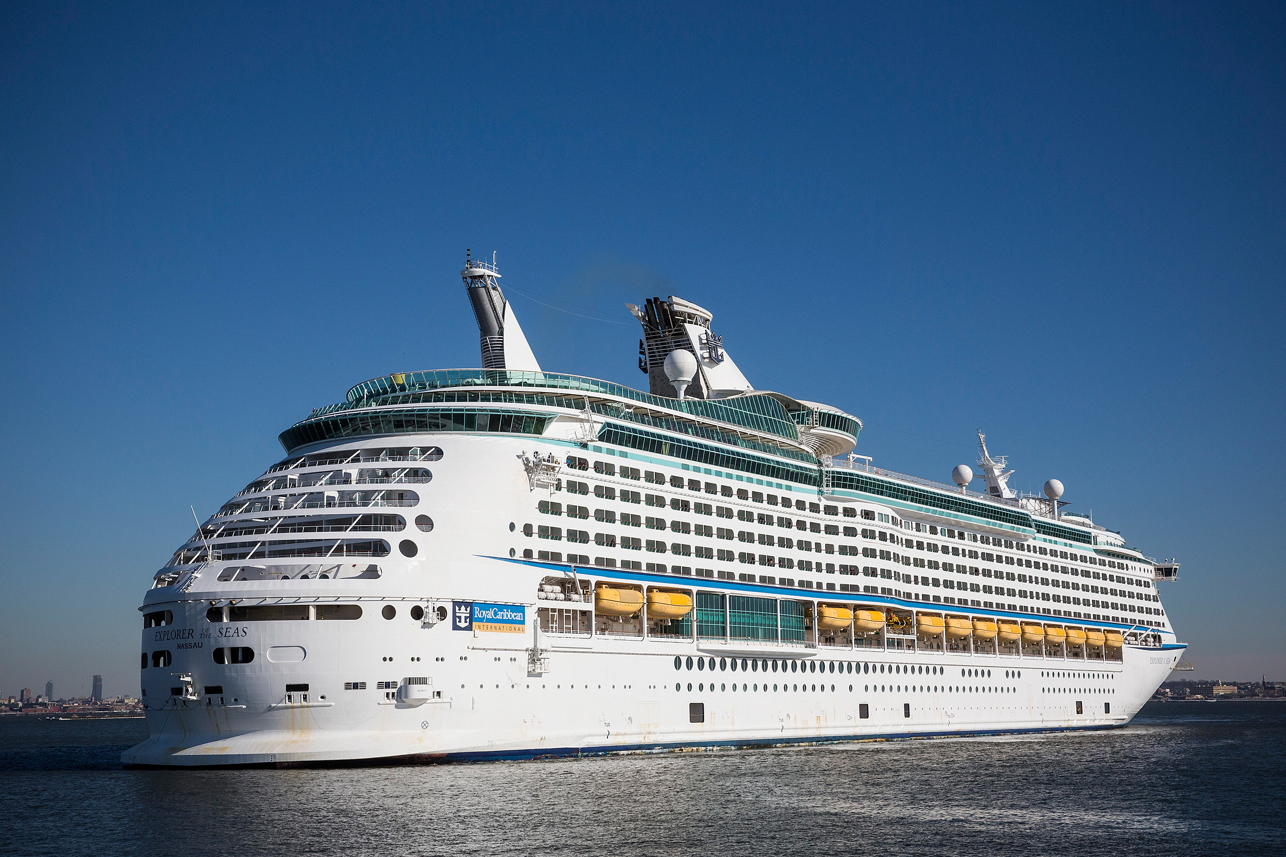 here is a summer job you can t in rockford royal caribbean ship carrying hundreds of sick passengers returns to port early