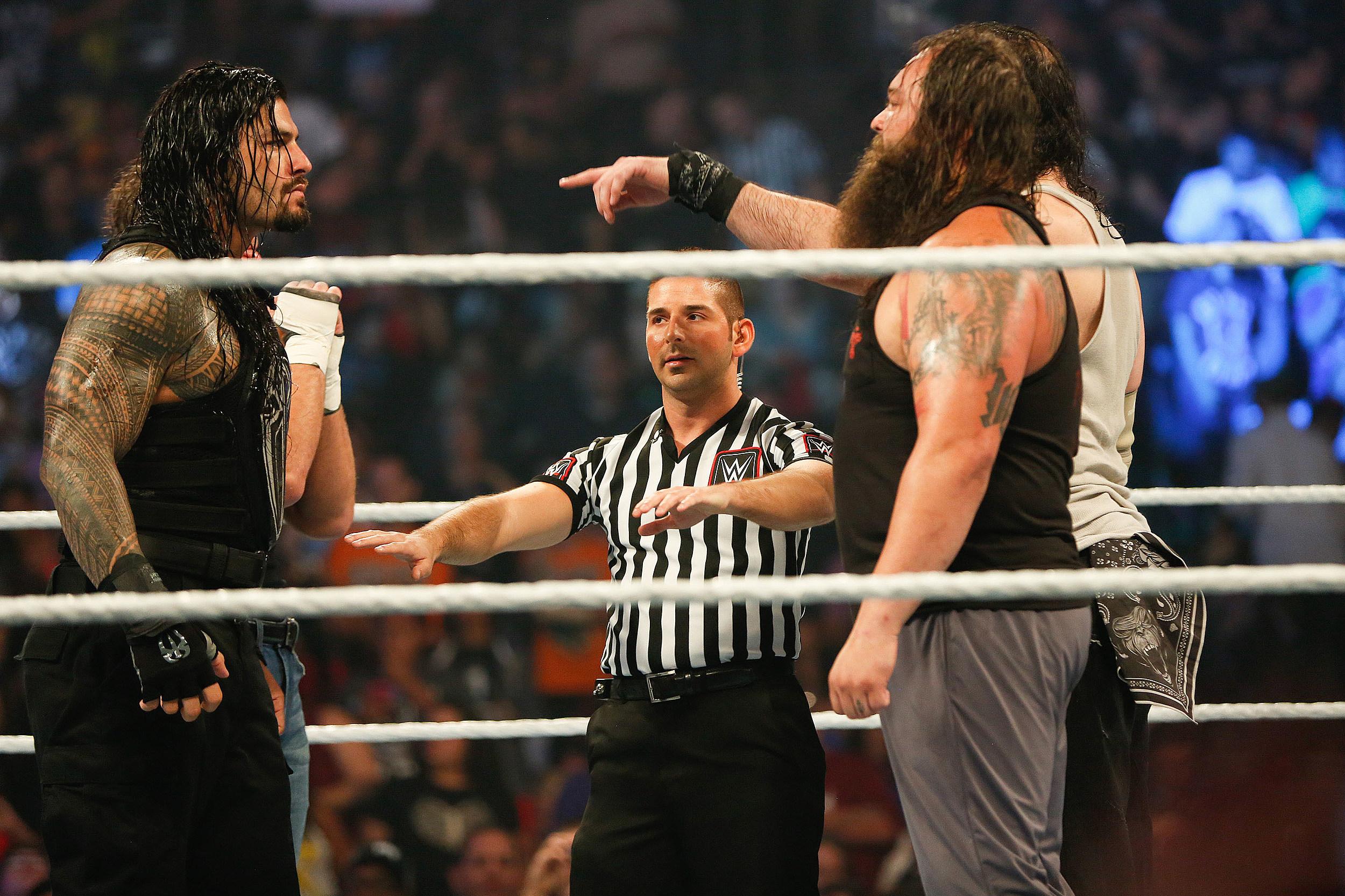 WWE Wrestlemania Contest