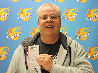 Rockford Man Wins Big Lottery Jackpot