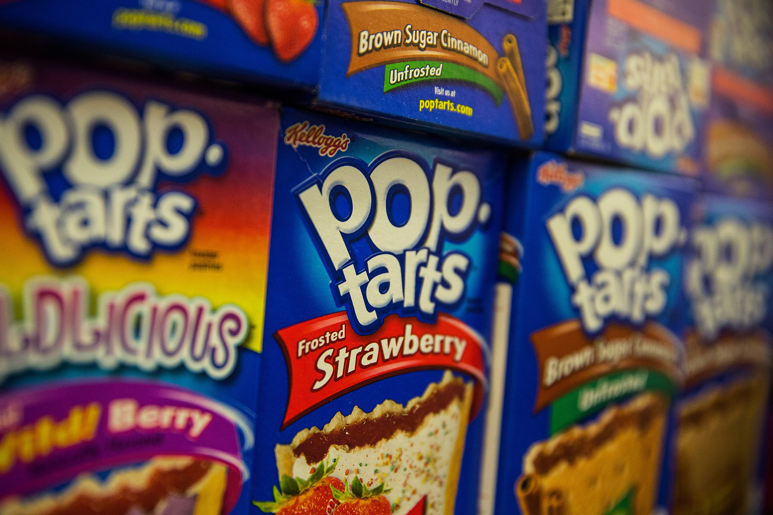 Pop Tarts Served As Lunch At Rockford Schools