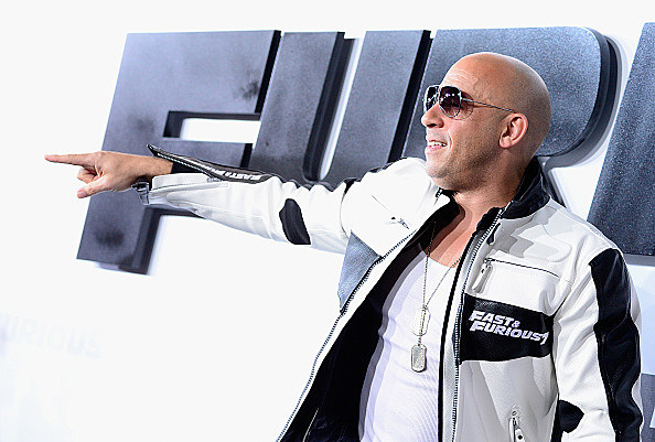 What Vin Diesel Had To Say About Rockford? Nothing!