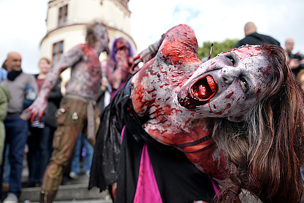 State Lawmakers Pass 'Zombie Preparedness Month' Resolution
