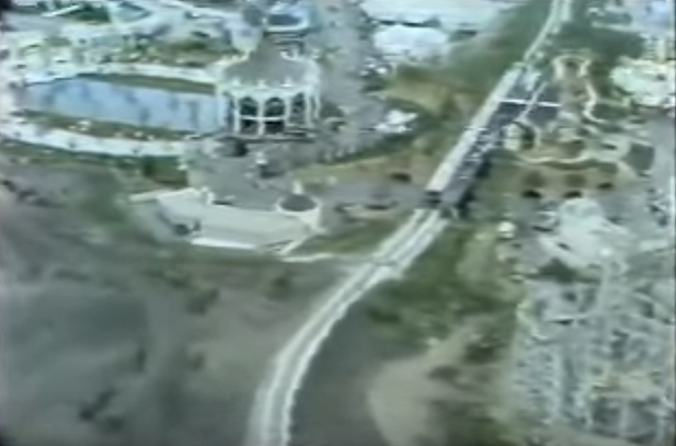 Take A Look At Great America Theme Park Circa 1976