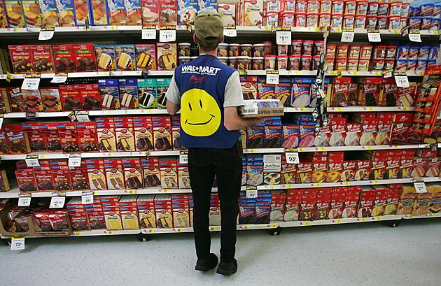 Wal-Mart Free Grocery Pickup
