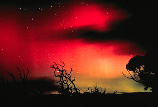 Northern Lights Will be Visible This Weekend in Northern Illinois