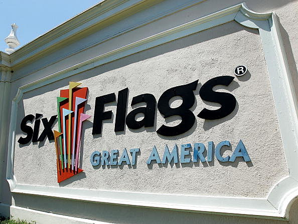 Six Flags Closes For The Day