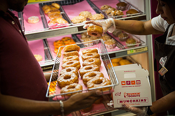 Lawsuit: The Blueberries in Your Dunkin' Donuts are Fake