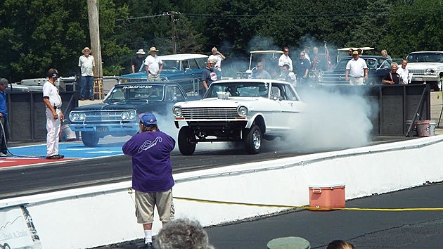 The Byron Dragway is For Sale