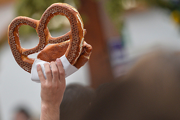 Auntie Anne's Announces It's New Pretzel