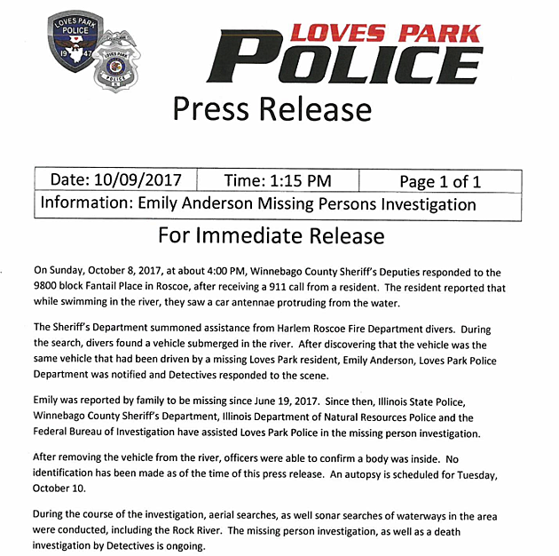 Loves Park Police Department