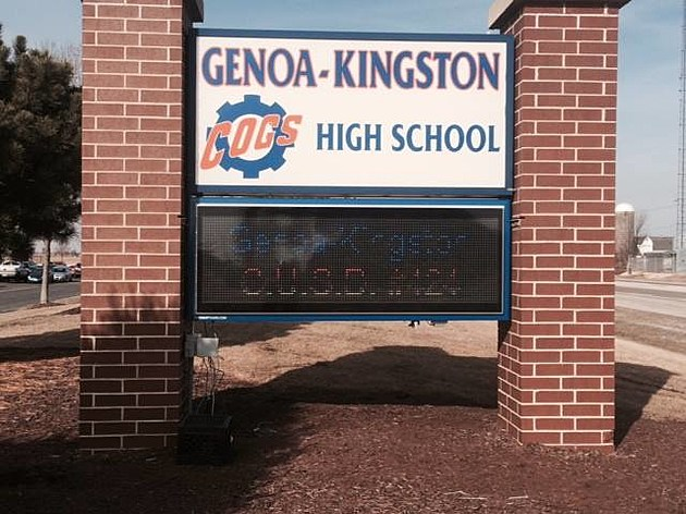 Police Report Threat Made To Genoa-Kingston High School