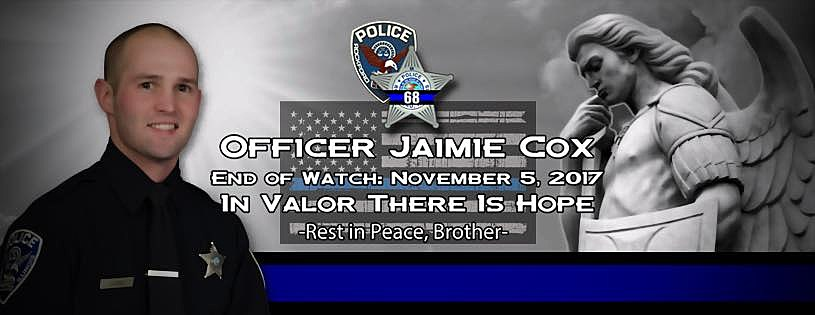 Rockford Police Announce the Procession Route for Officer Jaimie Cox