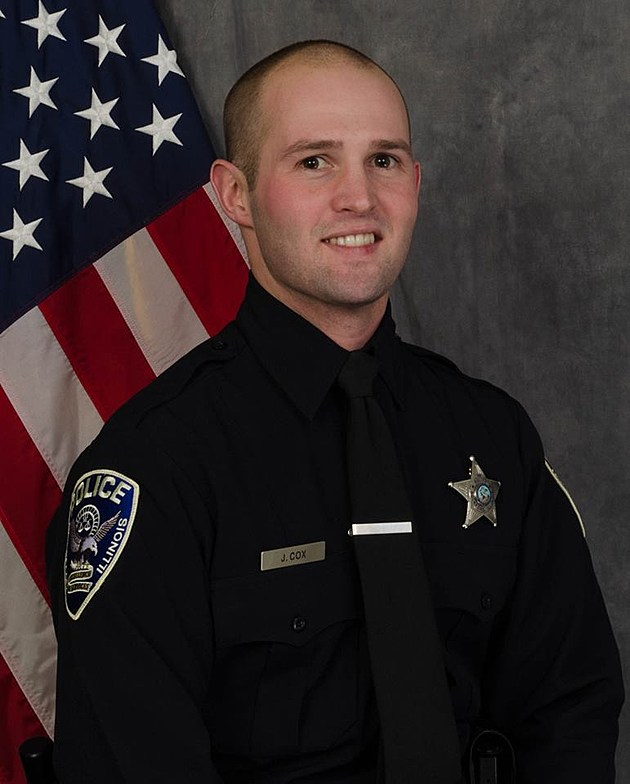 Officer Jaimie Cox End Of Watch Call [Listen]